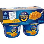 Kraft Microwavable Macaroni & Cheese Products