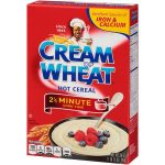 Cream of Wheat Hot Cereal 2-1/2 Minute Cook Time   Hy-Vee Aisles Online  Grocery Shopping