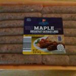 Parkview Maple Flavored Breakfast Sausage Links   ALDI REVIEWER