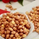 how to roast peanut in microwave | Tangy Honey!