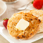 English Muffin in the Microwave – Microwave Oven Recipes