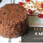 Microwave Plum Cake / Microwave Fruit Cake / 5 Mins Plum Cake / 5 Mins Fruit  Cake / How to Make Fruit Cake in Microwave - Yummy Tummy