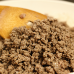 Ground Beef in the Microwave – Microwave Oven Recipes
