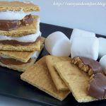 Kitchen Simmer: Reese's Peanut Butter S'mores (Microwave Version)