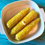 Check out this Easy Cooking Hack: How to Microwave Corn on the Cob!