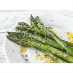 Steamed Asparagus in the Microwave • Steamy Kitchen Recipes Giveaways
