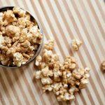 Microwave Caramel Corn - Cupcake Diaries