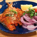 Tandoori Pomfret   5 Best Fish Recipes Chef Anupa   Sanjeev Kapoor Khazana  - LearnGrilling.com