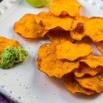Microwave Sweet Potato Chips Recipe