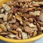 Irresistible Chex Mix {And a short lesson on salt} - Chocolate Slopes®