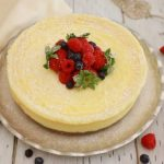 5-Minute Microwave Cheesecake - Gemma's Bigger Bolder Baking