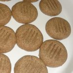Ragi biscuits   Eggless ragi biscuits   How to make ragi biscuits   Recipe    Coconut cookies recipes, Cookies recipes christmas, Baking recipes cookies