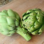 10-Minute Microwave Steamed Artichokes | thismodernwife