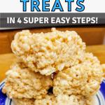 Microwave Rice Krispie Treats   How To Make Rice Crispy Treats   Recipe   Microwave  rice krispie treats, Rice krispie treats, Rice krispie treats original  recipe