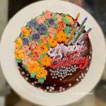Eggless chocolate cake – Jayz Kitchen
