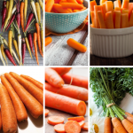 Microwaved Steamed Carrots Recipe • Steamy Kitchen Recipes Giveaways