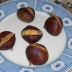Chestnuts Roasting on Microwave - Fast Cook