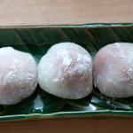 Jalna's sister's mother-in-law's Easy mochi recipe - by Auntyby Aunty