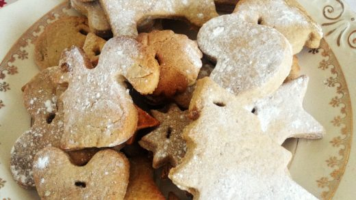 Tree Biscuits, 5p each [A Year In 120 Recipes] – Jack Monroe