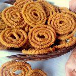 Annapurna: Chakli / Crispy Savory Spirals / Diwali Snacks