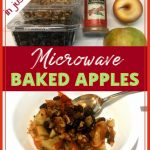 Healthy Microwave Baked Apples Recipe (Ready in 10 Minutes!) - Super Mom  Hacks