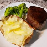 Perfect Steak & Baked Potatoes | Margaret D. Minuth | PearlHunter