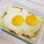 Office / Microwave Eggs Sunny - Coaching by Loli