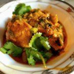 Macher Kalia (Steamed Fish in Bengali Kalia Style)-Microwave Recipe