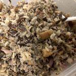 Microwave Wild Rice Pilaf   Slow Food Fast