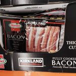 Kirkland Signture Fully Cooked Bacon - Eat With Emily
