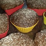 Chocolate Muffins in microwave! - Insights of Ishika