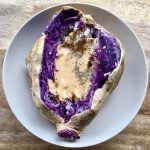 Peanut Butter Sweet Potato - A Dash of lemon