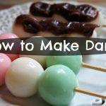 How To Make Dango Easy - arxiusarquitectura