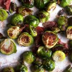 Brussel Sprout and Bacon Tacos - Little Kitchen. Big World