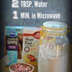 3-2-1 Microwave Mug Cake Recipe - Hip2Save