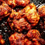30-min Oven Baked Boneless Skinless Chicken Thighs - Munchkin Time