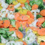 Roasted California Blend Vegetables - Chocolate Slopes®