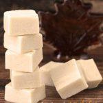 Maple Fudge - 2-ingredient microwave recipe - How to make easy fudge!