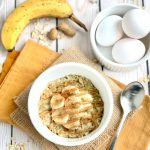 How to Microwave Oatmeal with an Egg - Nutrition Starring YOU