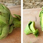 10-Minute Microwave Steamed Artichokes   thismodernwife