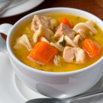Chicken Soup in the Microwave – Microwave Oven Recipes