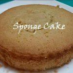 Sponge Cake in Microwave Oven in Easy Way (కేకు తయారుచేయుట)   Microwave cake,  Microwave sponge cake, Easy cake recipes