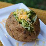 Microwave Baked Potato Recipe   Allrecipes