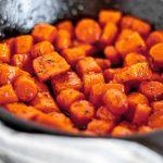 Stovetop Honey Butter Carrots - Meg's Everyday Indulgence