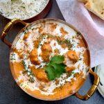 Butter Chicken (Murgh Makhani) - Krina's Foodventures