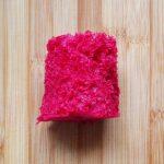 Microwaved Beet Sponge – Smoothies & Sundaes