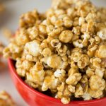 Easy Microwave Caramel Corn - Your Cup of Cake