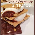 Microwave S'mores Recipe (Takes 15 Seconds!) | Recipe | Smore recipes,  Microwave dessert, Dessert recipes