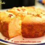 Eggless Cake In Oven or Microwave Convection - inHouseRecipes | Recipe |  Eggless baking, Microwave cake, Eggless cake recipe