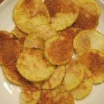 Use the magic power of a microwave to make your own oil-free potato chips.  – The Recipe Masters